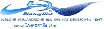 ImportBlu.de: Blu-ray Importe mit deutschem Ton